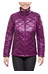 Columbia Trask Mountain Jas Dames 650 TurboDown violet
